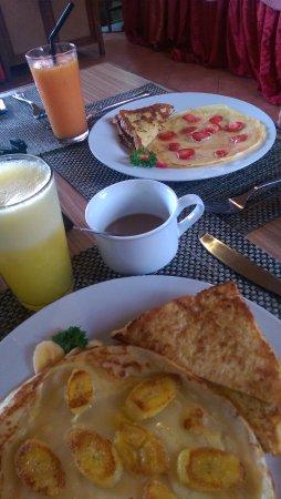 De Munut Balinese Resort: Petit dej