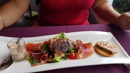 Restaurant auberge batby soustons restaurant for Restaurant soustons