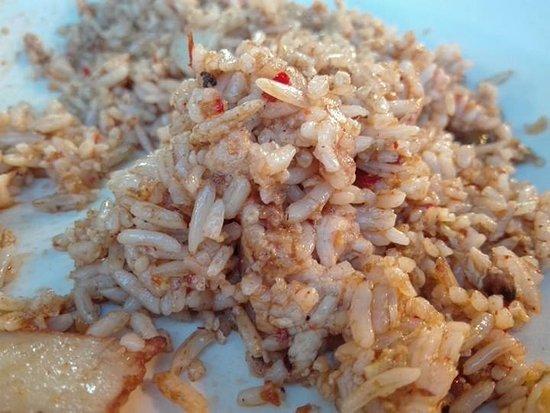 Perak, ماليزيا: tomyam fried rice