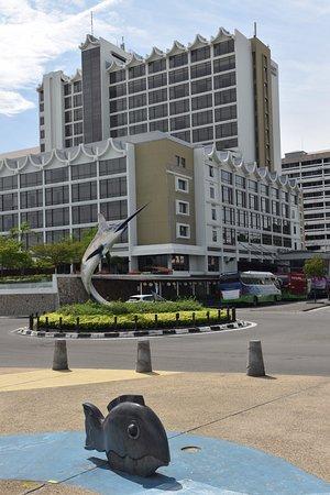 Hyatt Regency Kinabalu: The Hyatt Regency Kota Kinabalu