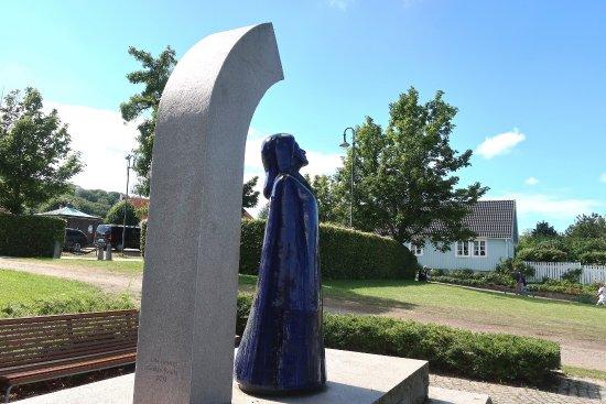 Birgit Nilsson Statyn