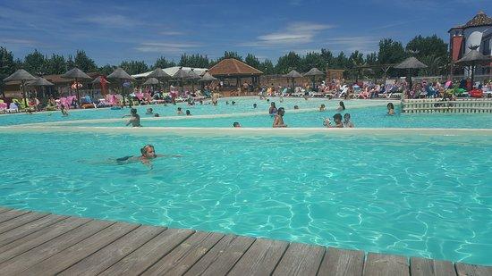 Les Mediterranees   Camping Beach Garden: Camping Beach Garden Pool Area