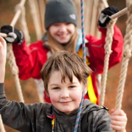 Aviemore, UK: Fun for young adventurers