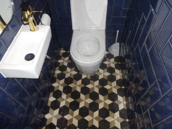 Pittville park toilets