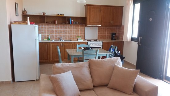 Parisata, Greece: 3 room apartement Harvest Moon