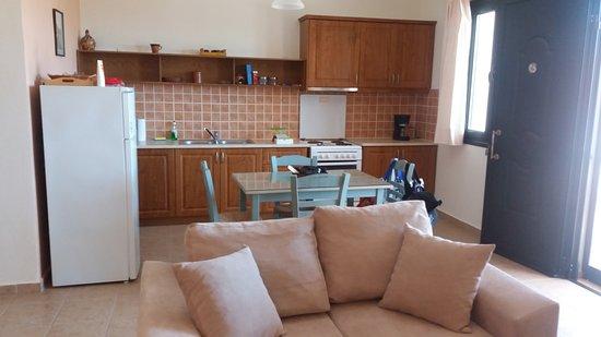 Parisata, Греция: 3 room apartement Harvest Moon