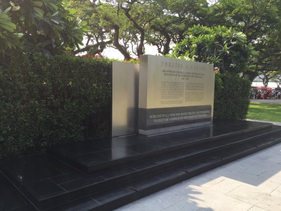 Struggle Against Communist Party of Malaya Marker