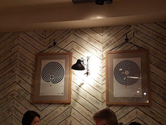 Interior Decor Picture Of Pizza Express London Tripadvisor