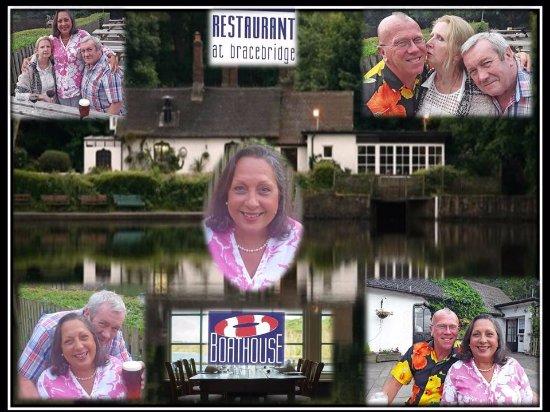 Boathouse Restaurant at Bracebridge: Birthday celebrations at the Boathouse.