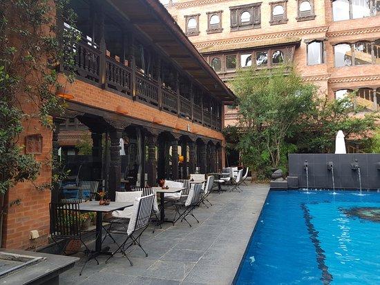 Bilde fra Dwarika's Hotel