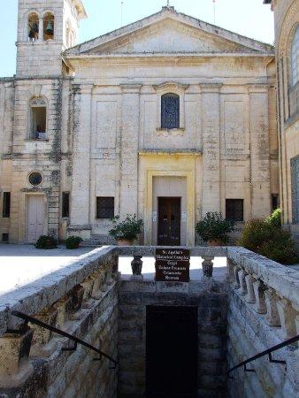 Krypta, Katakomben und Museum St. Agatha: Chiesa e Cripta Sant'Agata