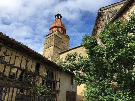 Gers, France : Village de Aignan