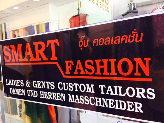 Smart Fashion Tailor