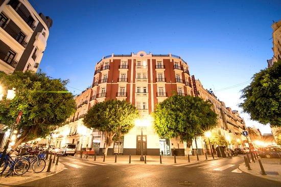 Petit Palace Ruzafa, hoteles en Valencia