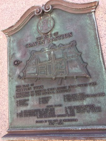 The History of Charleston Walking Tour