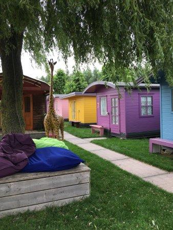 Vinkeveen, The Netherlands: Lucky Lake Hostel