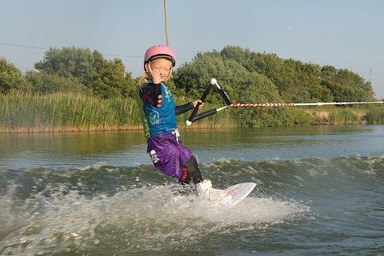 Lydd, UK: Safe & fun environment