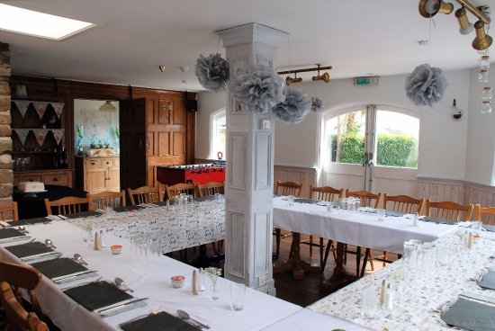 Church House Inn: Several private dining areas available for celebrations, wakes, meetings & events
