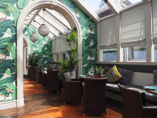 West29 RestoLounge: The Garden Room