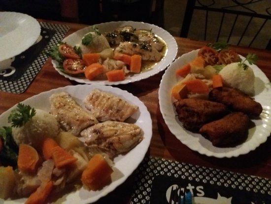 Ponta Do Sol, Cape Verde: ta sama ryna przyrządzona na 3 sposoby (pyszne)