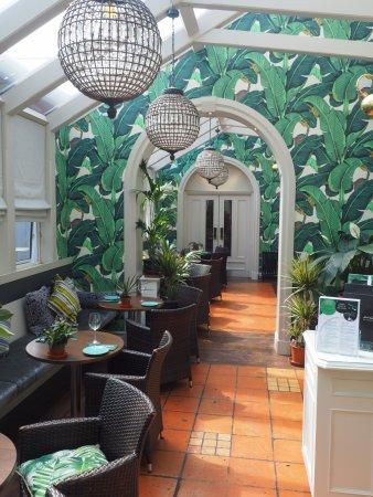 West29 RestoLounge: Tapas & Wine Garden Room