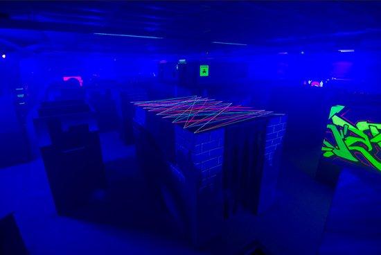 LaserZone LaserTag Frankfurt