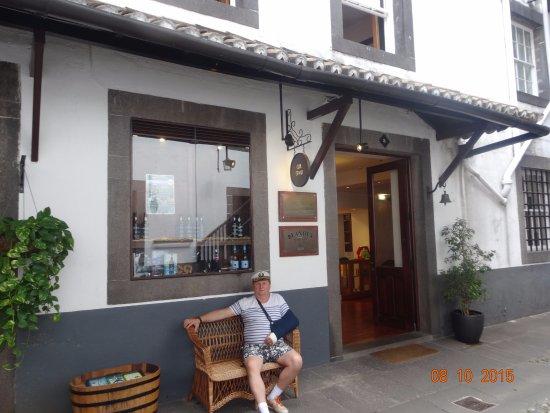 Sao Francisco Cellars Wine Museum