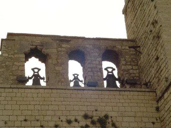 Iglesia de San Juan: Otro detalle de la espadaña
