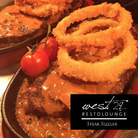 Drogheda, Irlanda: Sirloin Steak Sizzler