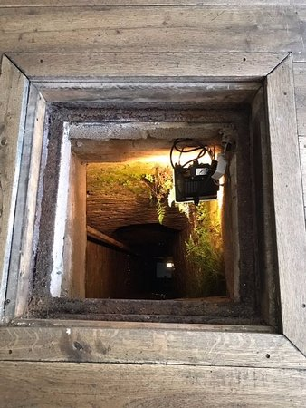 Church House Inn: Peer down our historic well, with tales of smuggling & secret tunnels