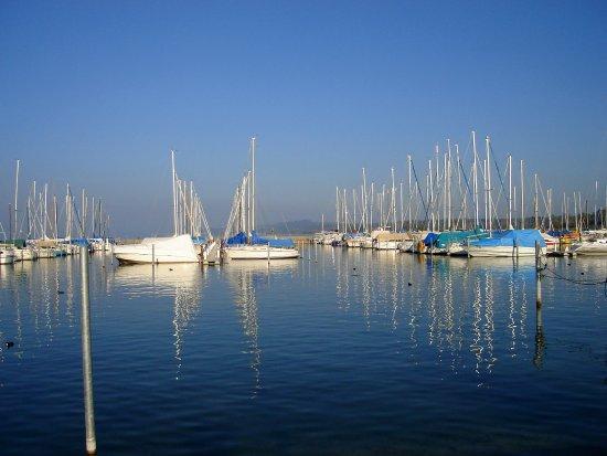 Sentier didactique dans la grande cari aie une vaste - Plus grand port de plaisance d europe ...