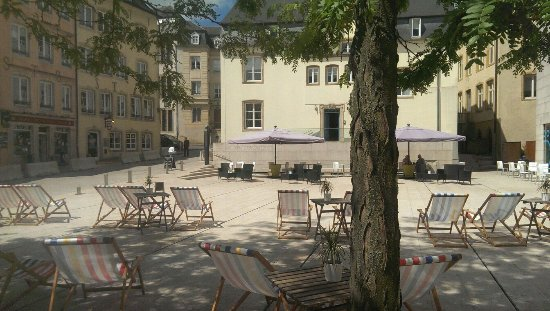NJÖRD MNHA: Terrasse Njörd centre Luxembourg MNHA 02