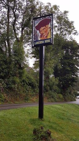 Lamorna, UK: Cos they ARRRRRRR