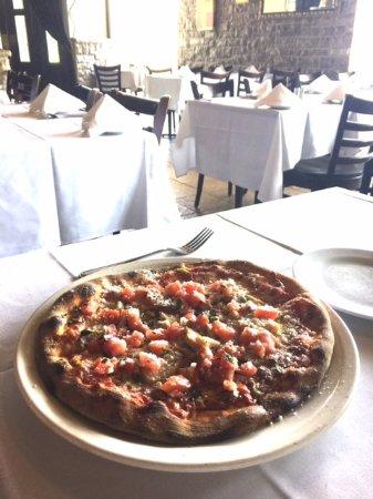 Vittoria Trattoria: Wood-Fired Pizza