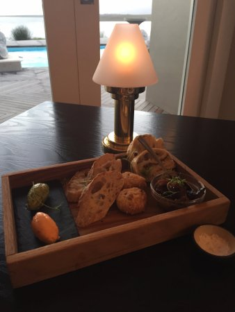 Hermanus, South Africa: Bread selection