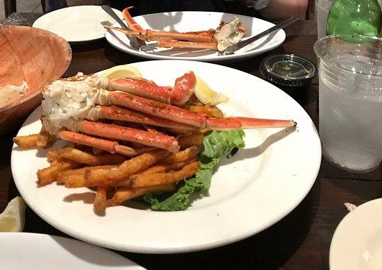 CJ's Crab Shack: Snow Crab