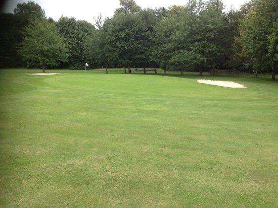Fawkham, UK: Corinthian Golf Club