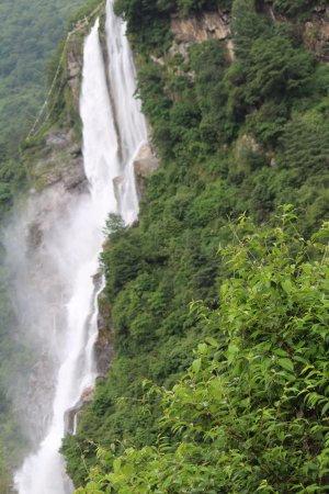 Tawang District, Indien: Jung Falls near Tawang Arunachal Pradesh India