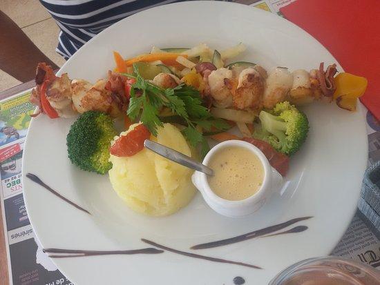 Le Grand Large Fouesnant Restaurant