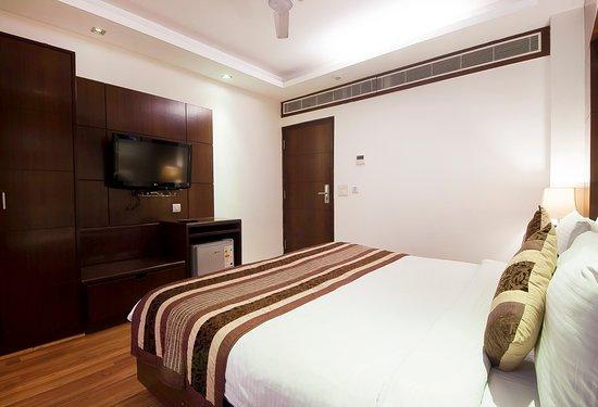 Interior - Picture of Capital O 39862 Hotel Regent Intercontinental, New Delhi - Tripadvisor