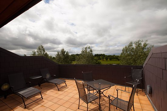 Killenard, Irlanda: Balcony/Terrace over-looking golf course
