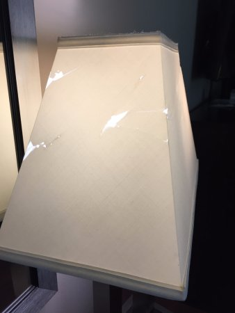 North Ridgeville, OH: Another broken lamp shade