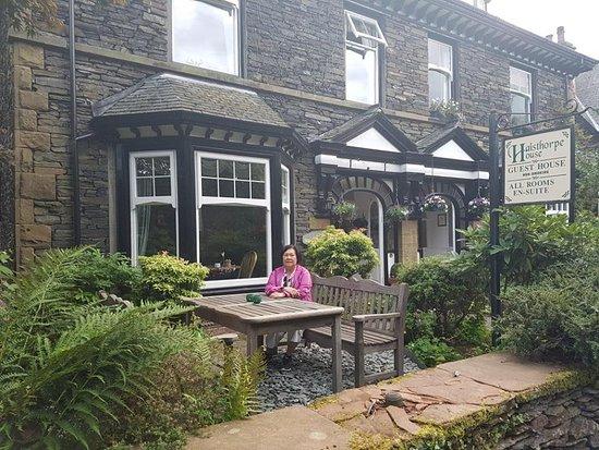 Haisthorpe House: At the garden