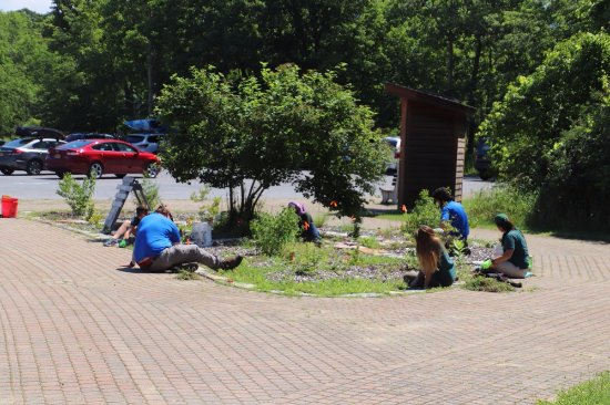 Minna Anthony Common Nature Center: Cleaning