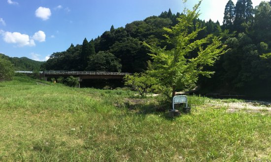 Saiki, اليابان: テント持ち込みが要るキャンプ場。