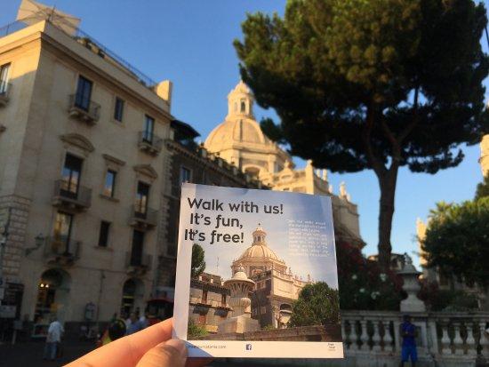 Free Tour Catania