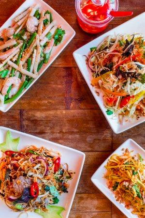salads under 450 calories - Picture of Pho, Reading - TripAdvisor