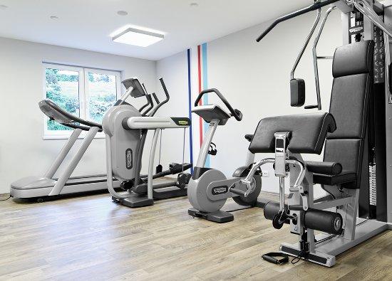 Lauterbach, Tyskland: Fitnessraum