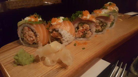 Yamamori Izakaya: great sushi