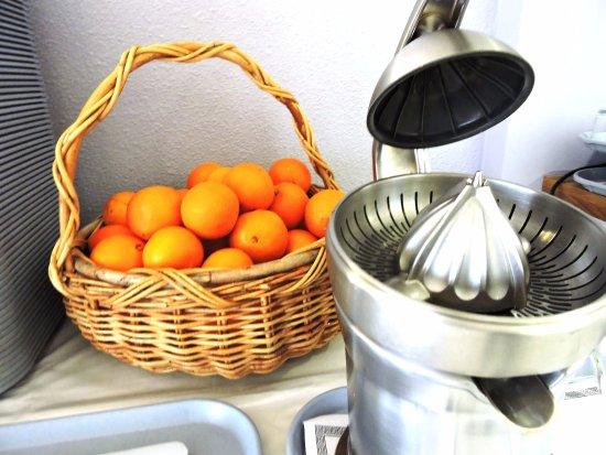 Appart'hôtel Victoria Garden Bordeaux: Buffet du Petit Déjeuner